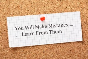 5 Mistakes New Authors Make